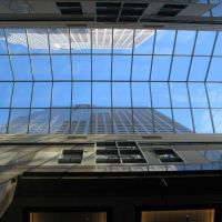 Bankers Hall skylight, Calgary, Калгари