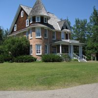 Bower Ponds House, Red Deer, AB, Ред-Дир