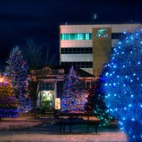 Old Court House at Christmas, Ред-Дир