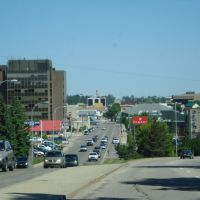 Downtown Red Deer - Looking North, Ред-Дир