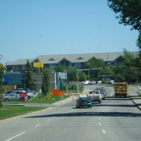 Downtown Red Deer - Looking Northeast, Ред-Дир