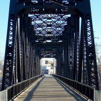 CPR Walking Bridge, Ред-Дир