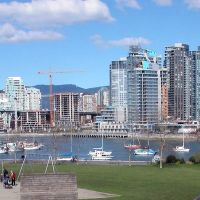 False Creek & Downtown Vancouver, Ванкувер