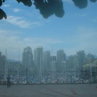 Heather Marina, Leg-in-Boot Square False Creek Vancouver, Ванкувер