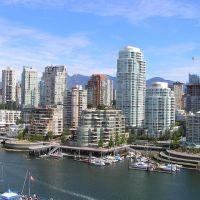 Vancouver - View, Ванкувер