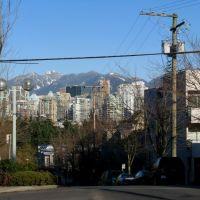 Fairview Slopes, Ванкувер