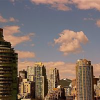 City life., Ванкувер