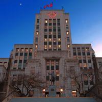 City Hall, Ванкувер