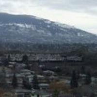 Panorama of Vernon from Turtle Mountain, Вернон