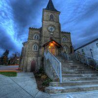 Church, Вернон