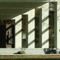 Polson Park bandshell, Вернон