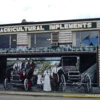 CANADA, BRITISH COLUMBIA - Just enjoy the famous murals of Vernon at the Okanagans Premier Art Walk, Вернон