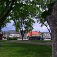 The Park at the Vernon Exchange, Вернон
