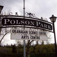 Polson Park, Вернон