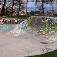 Vernon Skate Park, Вернон