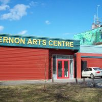 Vernon Community Arts Centre, Вернон