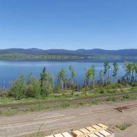 Fraser Lake, Вест-Ванкувер
