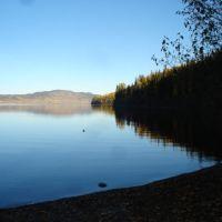 Indian Bay Francois Lake, Дельта
