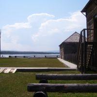 Fort St. James, Дельта