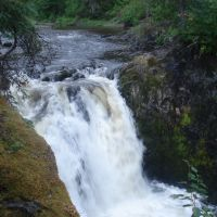Pinchi Creek, Дельта