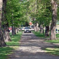 Riverside Park, Parks Truck, Камлупс