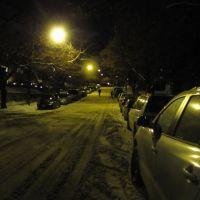 Snowy Night Scene!, Камлупс