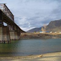 Bridge over Thompson River, Камлупс