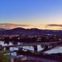 good morning Kamloops, Камлупс