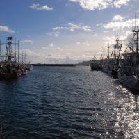 Fishboats, Кампбелл-Ривер
