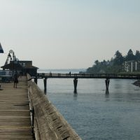Campbell River. Discovery Pier_100815, Кампбелл-Ривер