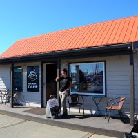 Kicker Cafe, Кампбелл-Ривер