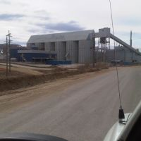 Molybdenum Plant at Endako Mine, Мапл-Ридж