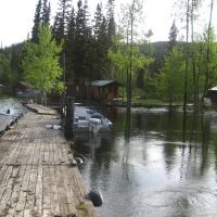 Midle River Camp, Миссион-Сити