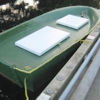 little freezer boat, Нанаимо