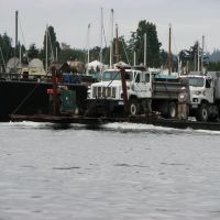 Nanaimo Harbour - transport around the islands, Нанаимо