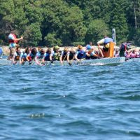 Nanaimo Dragon Boat racing, Нанаимо