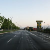 Just Washed ~ Island Hwy 19A & Terminal Ave N ~ Nanaimo, Нанаимо