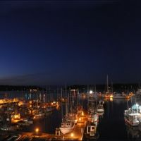 Nanaimo Harbour Panorama, Нанаимо