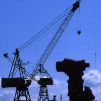 Shipyard Cranes, Норт-Ванкувер