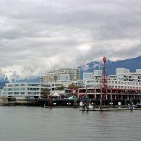 Lonsdale Quay, North Vancouver, Норт-Ванкувер