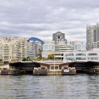 Vancouver Harbour 加拿大 温哥華, Норт-Ванкувер