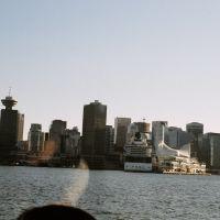 Down town Vancouver, Норт-Ванкувер