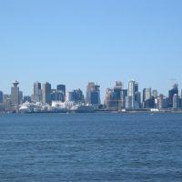 Vancouver, Skyline, Норт-Ванкувер