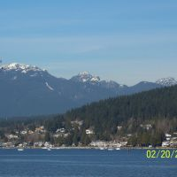 Mt. Seymour, Mt. Elsay and Mt. Bishop, Порт-Муди