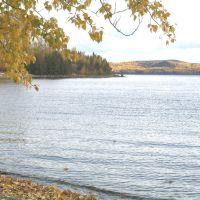 Francois Lake in fall, Принц-Джордж