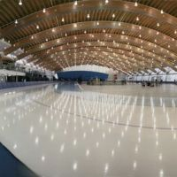Richmond Skating Oval Interior, Ричмонд