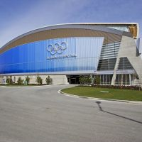 Richmond Olympic Oval 1, Ричмонд