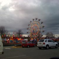 Fair infront of Lansdowne Park Shopping Centre, Ричмонд