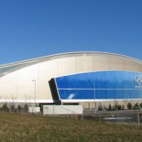 Olympic Oval already in use, Ричмонд