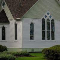 Minoru-chapel, Ричмонд
